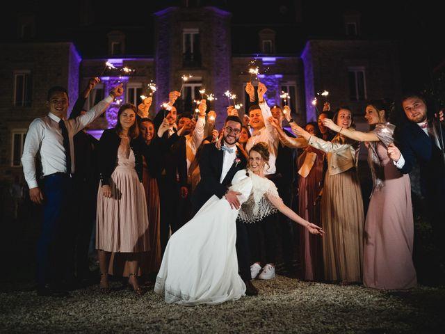 Le mariage de Benjamin et Laura à Quimper, Finistère 185