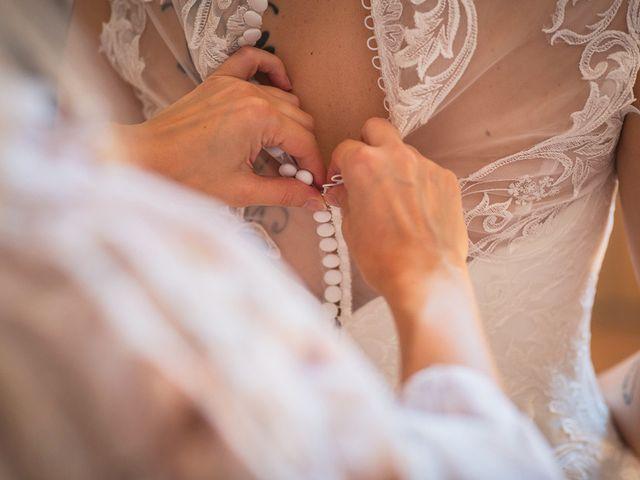 Le mariage de Jonathan et Alexia à Voiron, Isère 5