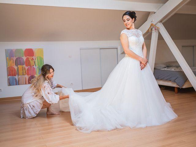 Le mariage de Jonathan et Alexia à Voiron, Isère 6