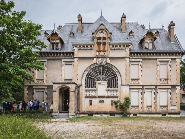 Le mariage de Jonathan et Alexia à Voiron, Isère 14