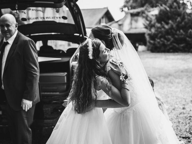 Le mariage de Jonathan et Alexia à Voiron, Isère 15