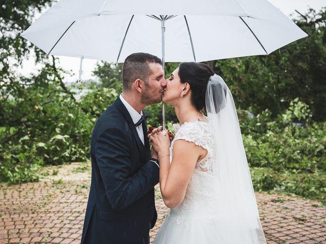 Le mariage de Jonathan et Alexia à Voiron, Isère 18