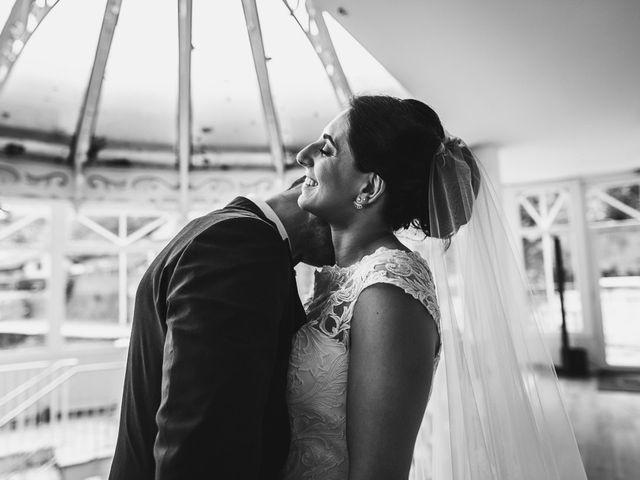Le mariage de Jonathan et Alexia à Voiron, Isère 1