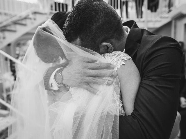 Le mariage de Jonathan et Alexia à Voiron, Isère 20