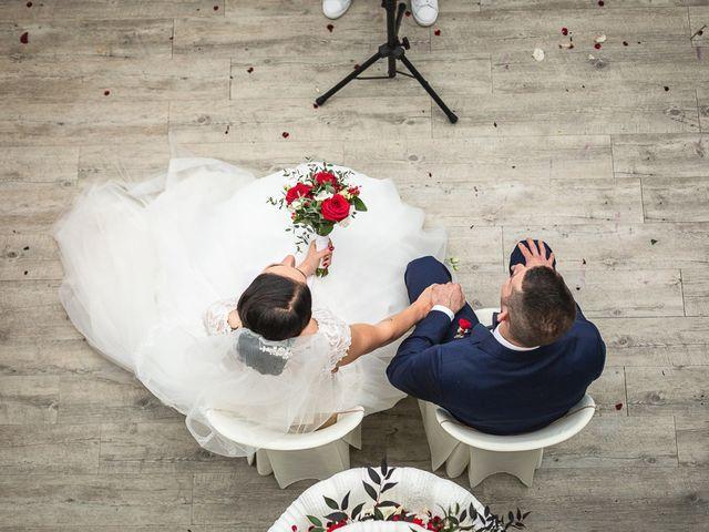 Le mariage de Jonathan et Alexia à Voiron, Isère 21