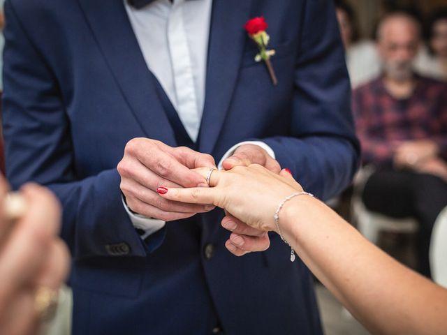 Le mariage de Jonathan et Alexia à Voiron, Isère 22
