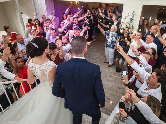 Le mariage de Jonathan et Alexia à Voiron, Isère 25