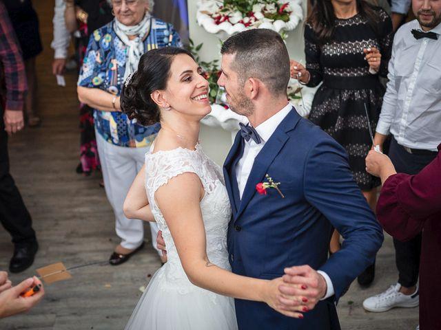 Le mariage de Jonathan et Alexia à Voiron, Isère 26