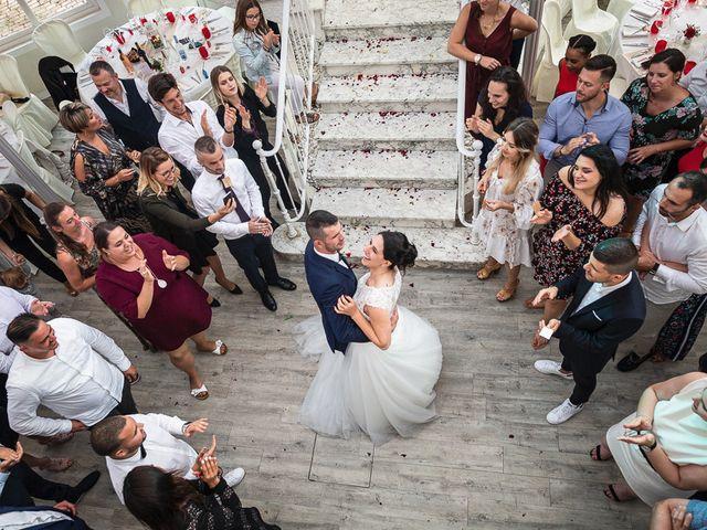 Le mariage de Jonathan et Alexia à Voiron, Isère 2