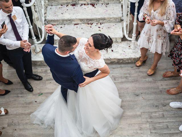 Le mariage de Jonathan et Alexia à Voiron, Isère 27