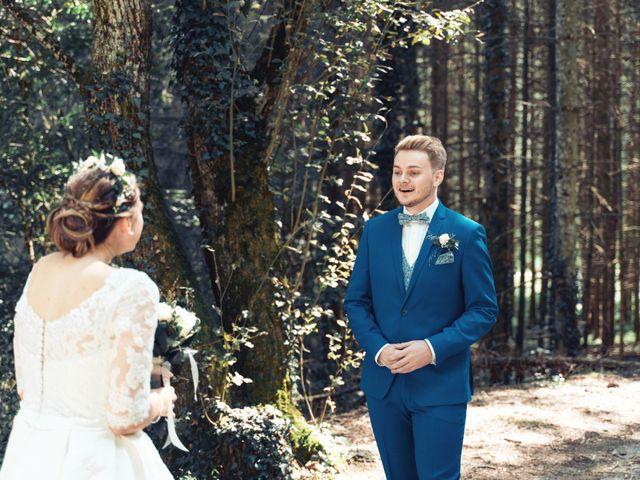 Le mariage de Arnaud et Aurlane à Saône, Doubs 21