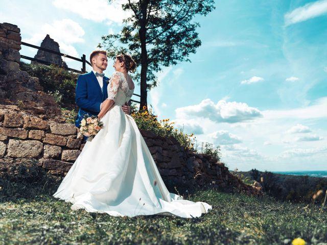 Le mariage de Arnaud et Aurlane à Saône, Doubs 26