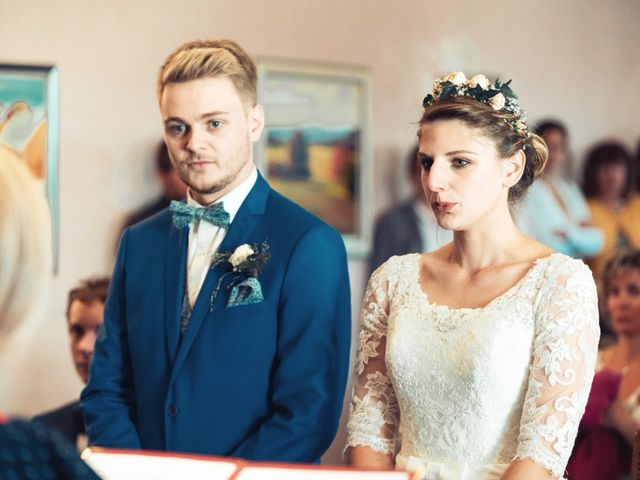 Le mariage de Arnaud et Aurlane à Saône, Doubs 39