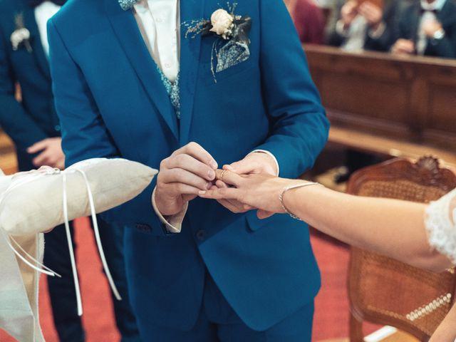 Le mariage de Arnaud et Aurlane à Saône, Doubs 43