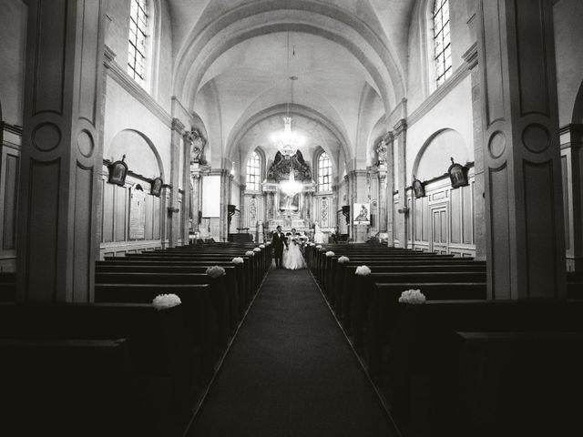 Le mariage de Arnaud et Aurlane à Saône, Doubs 46