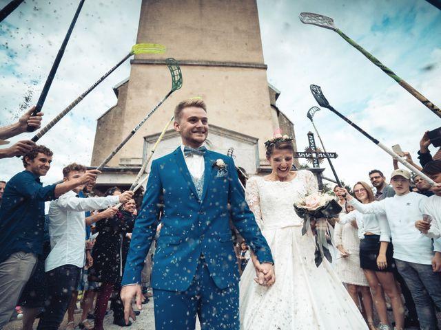 Le mariage de Arnaud et Aurlane à Saône, Doubs 47