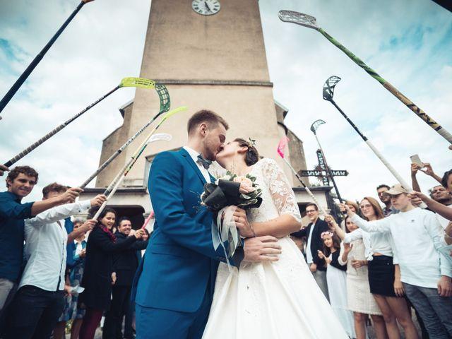 Le mariage de Arnaud et Aurlane à Saône, Doubs 48