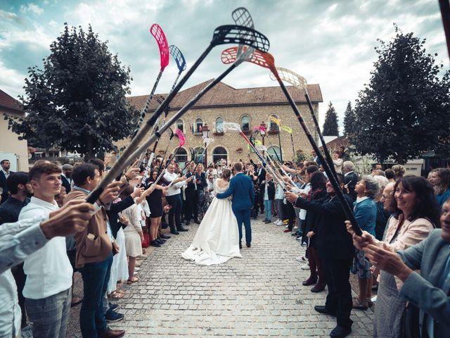 Le mariage de Arnaud et Aurlane à Saône, Doubs 49