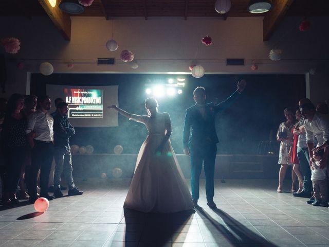 Le mariage de Arnaud et Aurlane à Saône, Doubs 58