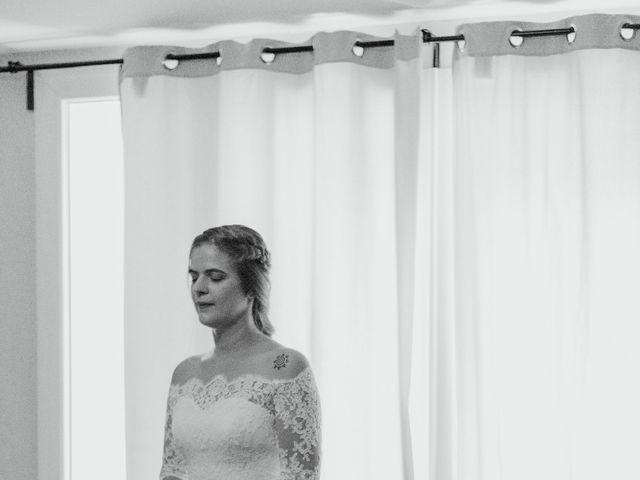 Le mariage de Jean-Christophe et Wanda à Le Thor, Vaucluse 12