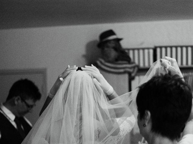Le mariage de Jean-Christophe et Wanda à Le Thor, Vaucluse 15