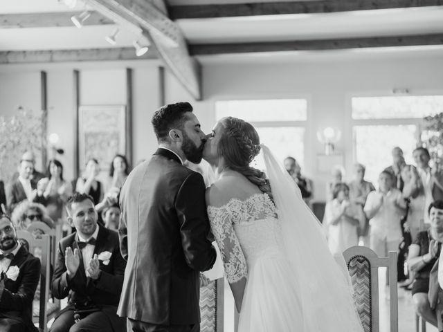 Le mariage de Jean-Christophe et Wanda à Le Thor, Vaucluse 19