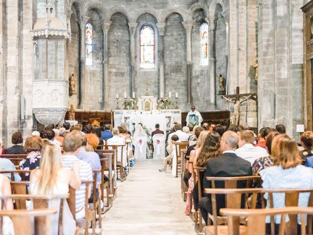 Le mariage de Jean-Christophe et Wanda à Le Thor, Vaucluse 20