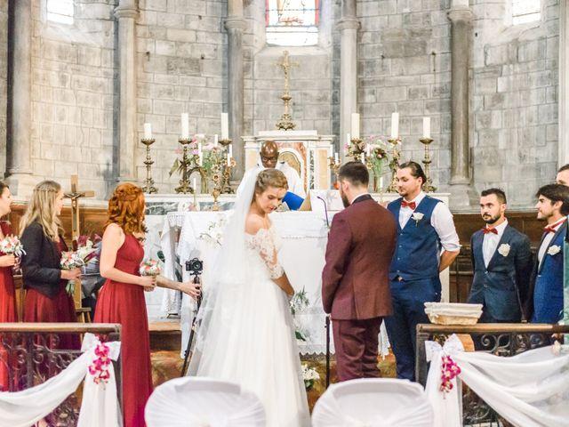 Le mariage de Jean-Christophe et Wanda à Le Thor, Vaucluse 21