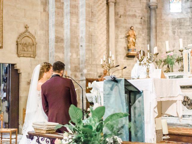Le mariage de Jean-Christophe et Wanda à Le Thor, Vaucluse 22