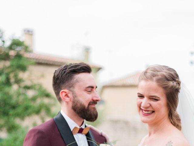 Le mariage de Jean-Christophe et Wanda à Le Thor, Vaucluse 24