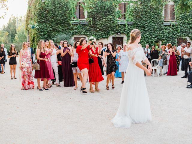 Le mariage de Jean-Christophe et Wanda à Le Thor, Vaucluse 59