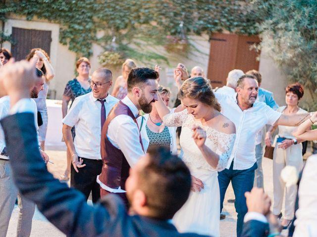 Le mariage de Jean-Christophe et Wanda à Le Thor, Vaucluse 65