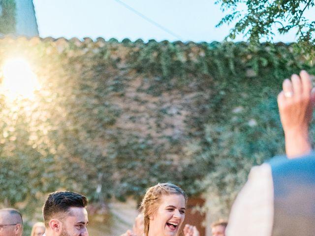 Le mariage de Jean-Christophe et Wanda à Le Thor, Vaucluse 66