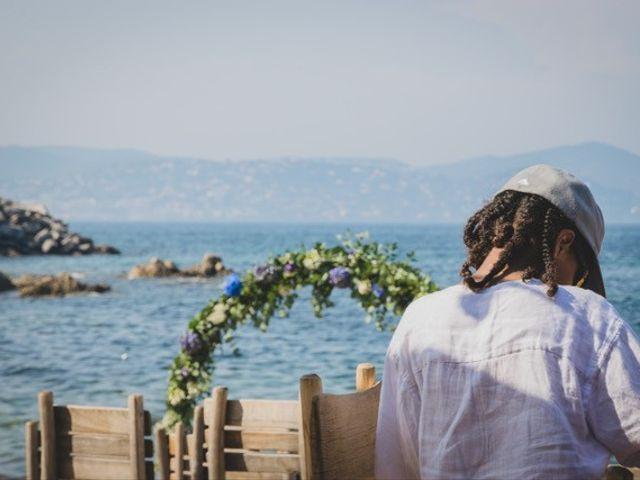 Le mariage de Ed Double et Poppy à Saint-Tropez, Var 2