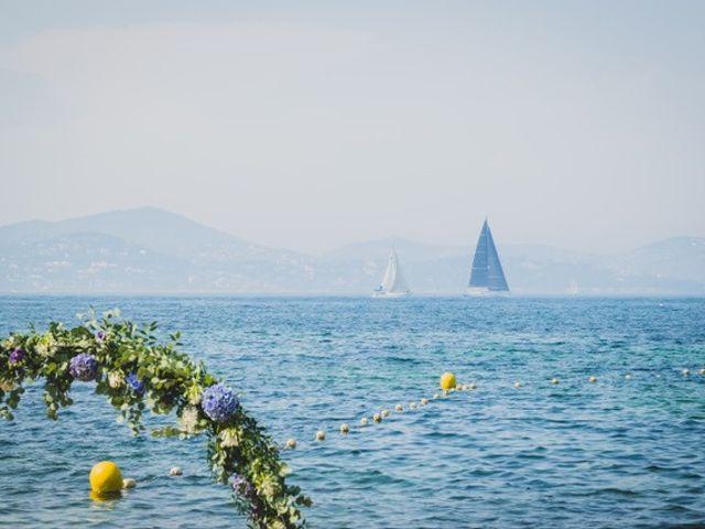 Le mariage de Ed Double et Poppy à Saint-Tropez, Var 3