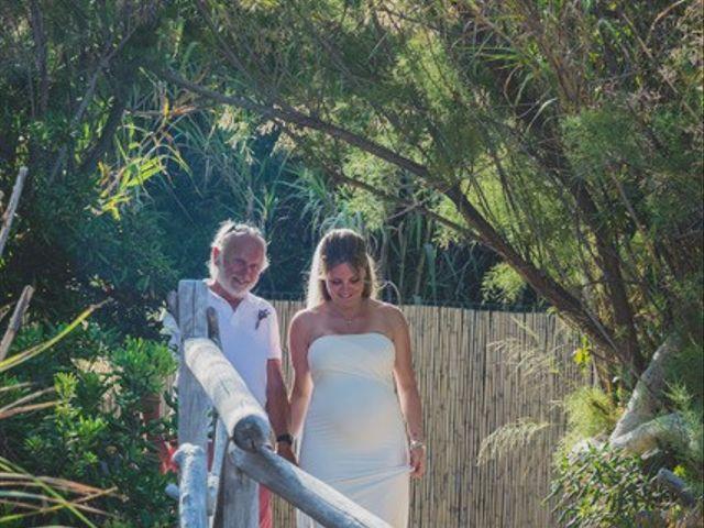 Le mariage de Ed Double et Poppy à Saint-Tropez, Var 4