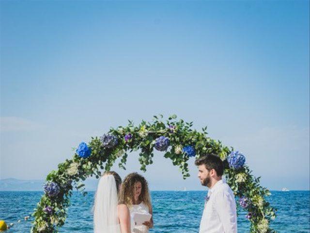 Le mariage de Ed Double et Poppy à Saint-Tropez, Var 5