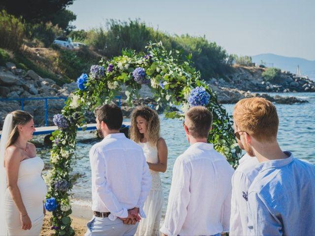 Le mariage de Ed Double et Poppy à Saint-Tropez, Var 7