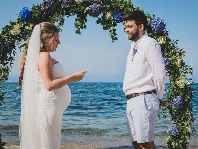 Le mariage de Ed Double et Poppy à Saint-Tropez, Var 8