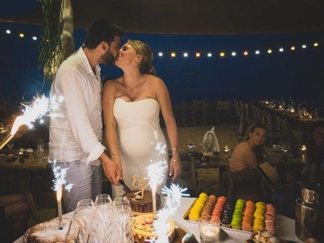 Le mariage de Ed Double et Poppy à Saint-Tropez, Var 14