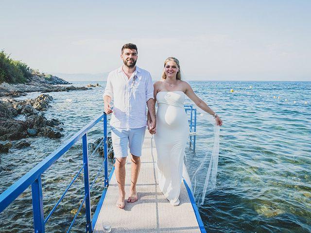 Le mariage de Poppy et Ed Double