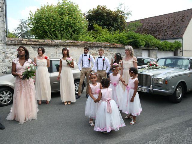 Le mariage de Tedys et Gladys à Le Vaudoué, Seine-et-Marne 2