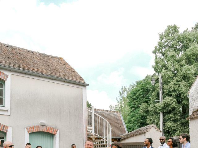 Le mariage de Tedys et Gladys à Le Vaudoué, Seine-et-Marne 8