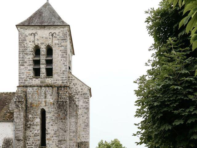 Le mariage de Tedys et Gladys à Le Vaudoué, Seine-et-Marne 12