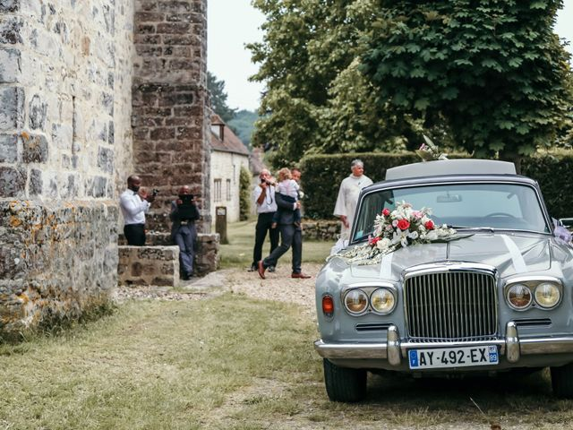 Le mariage de Tedys et Gladys à Le Vaudoué, Seine-et-Marne 13