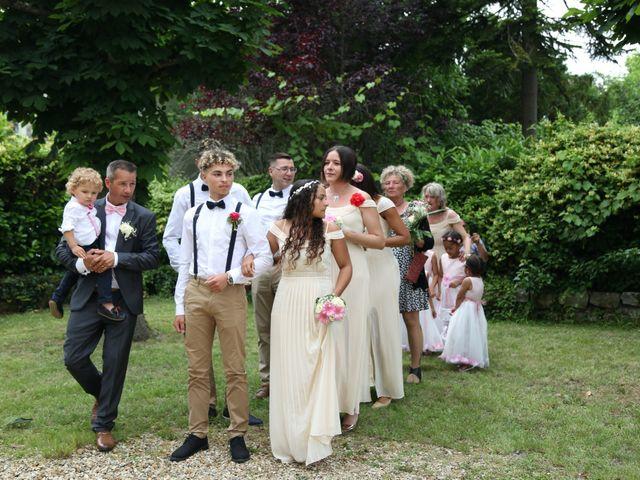 Le mariage de Tedys et Gladys à Le Vaudoué, Seine-et-Marne 15