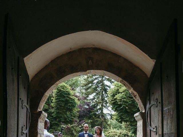 Le mariage de Tedys et Gladys à Le Vaudoué, Seine-et-Marne 16