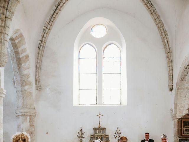 Le mariage de Tedys et Gladys à Le Vaudoué, Seine-et-Marne 17