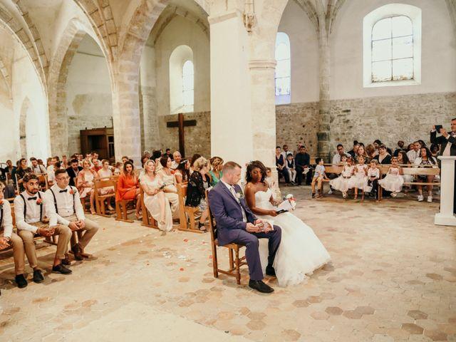 Le mariage de Tedys et Gladys à Le Vaudoué, Seine-et-Marne 18