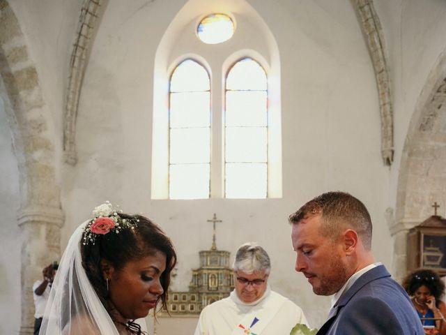 Le mariage de Tedys et Gladys à Le Vaudoué, Seine-et-Marne 19